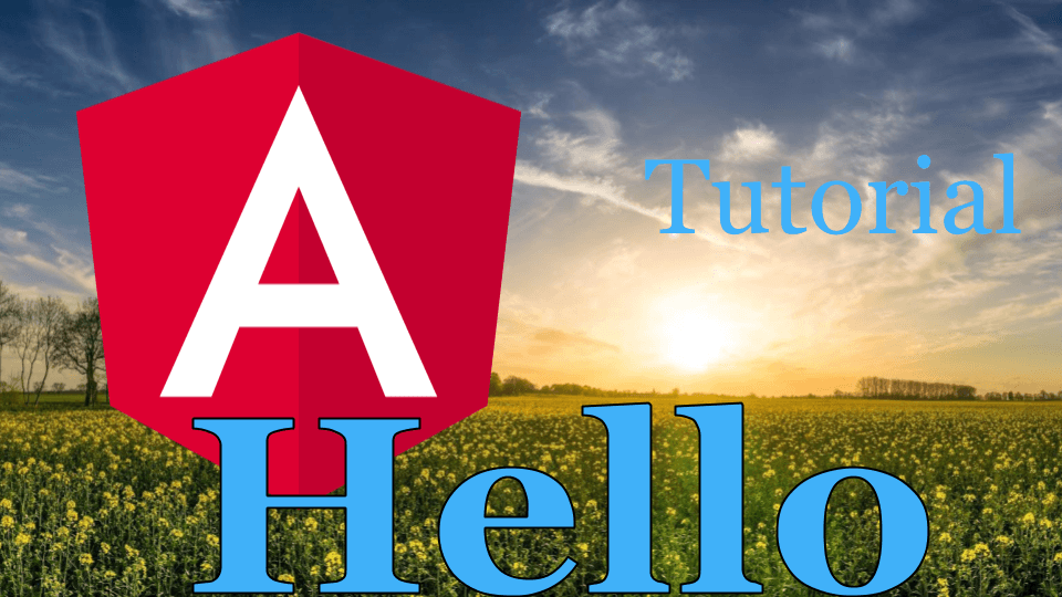 Tutorial Angular 0-CLI